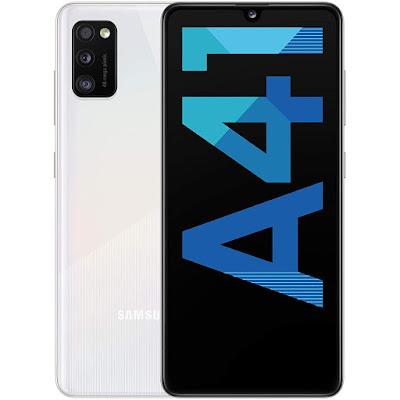 Samsung Galaxy A41 blanco