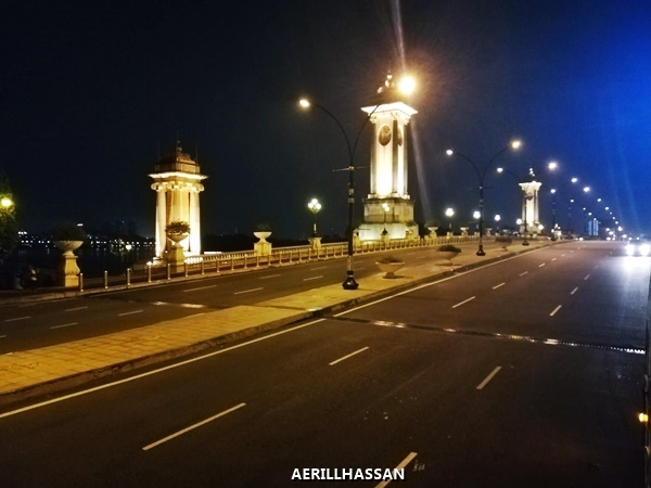 Jom Melawat Putrajaya dengan Putrajaya Night Bridge Tour!