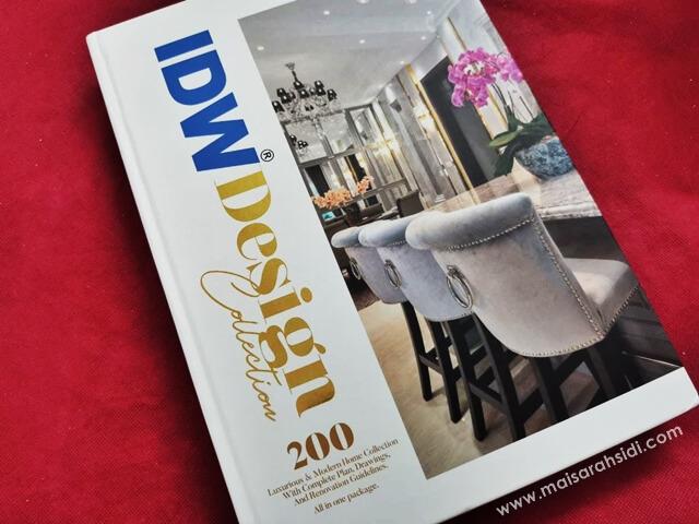 Servis Reka Bentuk Dalaman Rumah Mampu Milik dengan IDW Design Collection
