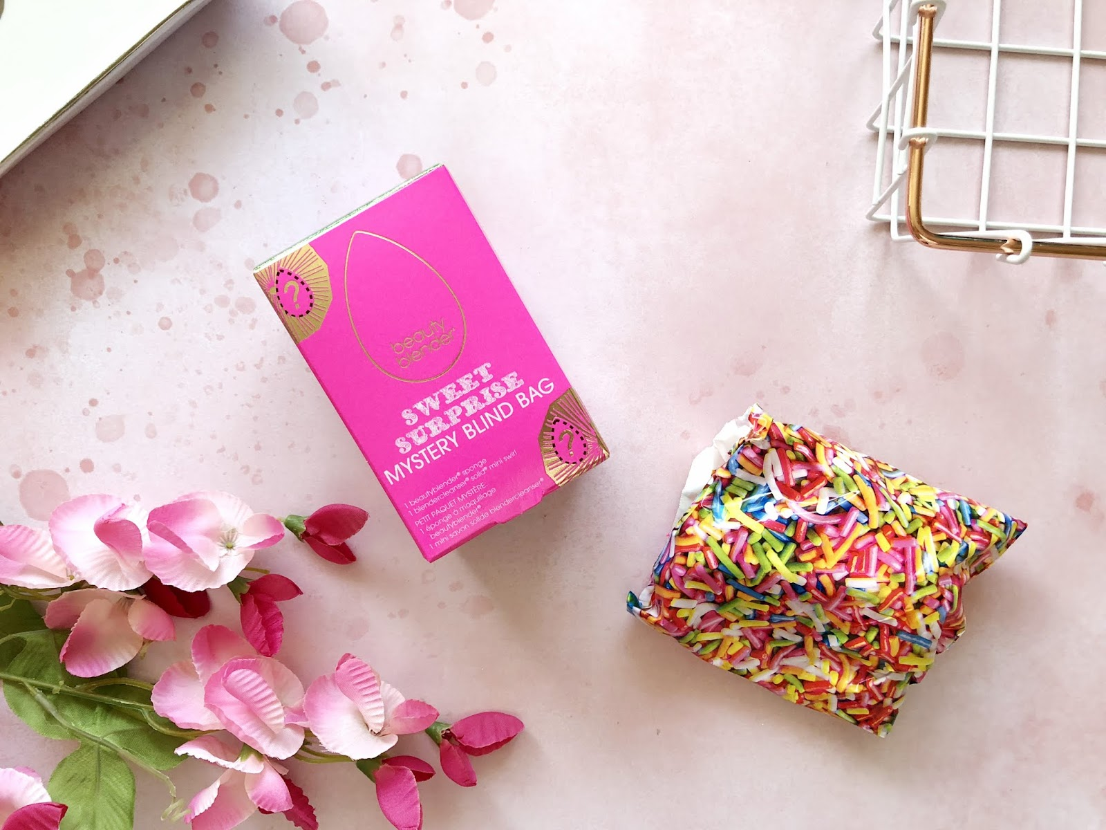 BeautyBlender Sweet Surprise Mystery Bag