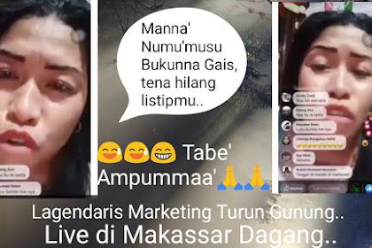 """Full Ngakak !!  Sosok Lagendaris """"Pa'danggang"""" Online Makassar Ini Turun Gunung"""