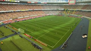 Estadio Metropolitano De Barranquilla For GDB Pes 2013