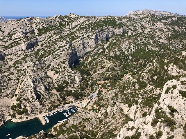 Calanques de Marseille France