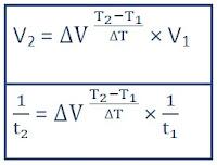 rumus hubungan laju reaksi dengan suhu
