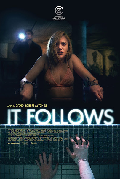 Poster of It Follows 2014 720p English BRRip Full Movie Download