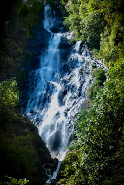 Cascada Espigantosa. Posets