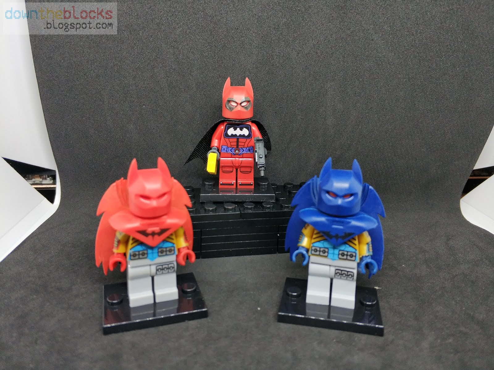 Knightquest minifigure Marvel minifigures New Lego Batman