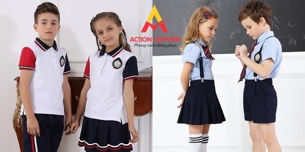 Mẫu đồng phục tiểu học 25