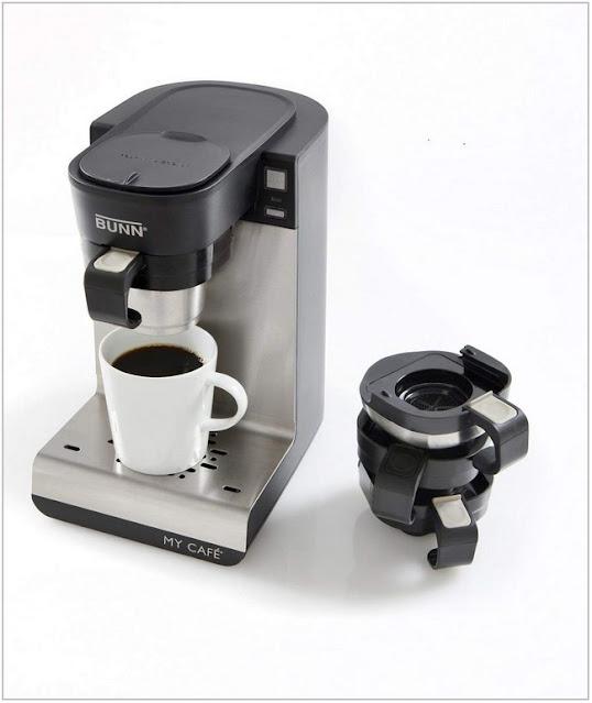 Bunn Mcu Single Cup Multi-Use Home Coffee Brewer