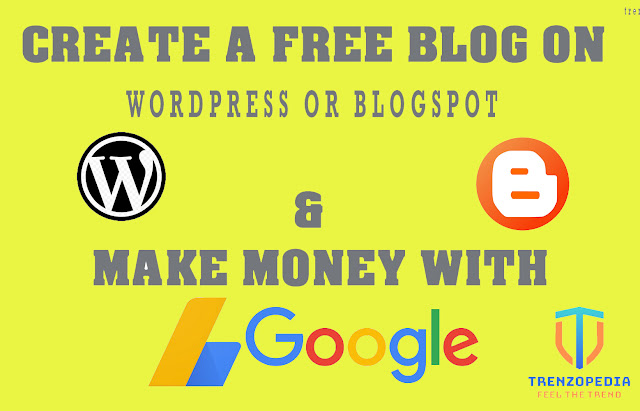 how to create blog and earn money in 2020