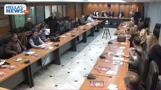 Δείτε την Συνεδρίαση του Δημοτικού Συμβουλίου Ιλίου