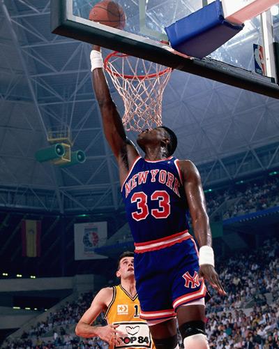 Virgil's Blog: New York Knicks X Patrick Ewing [1985-97]