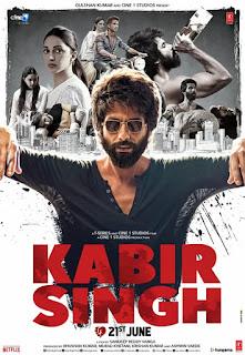 Kabir Singh First Look Poster 4
