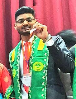 अमन मौर्य को मिला कांस्य पदक  | #NayaSaberaNetwork