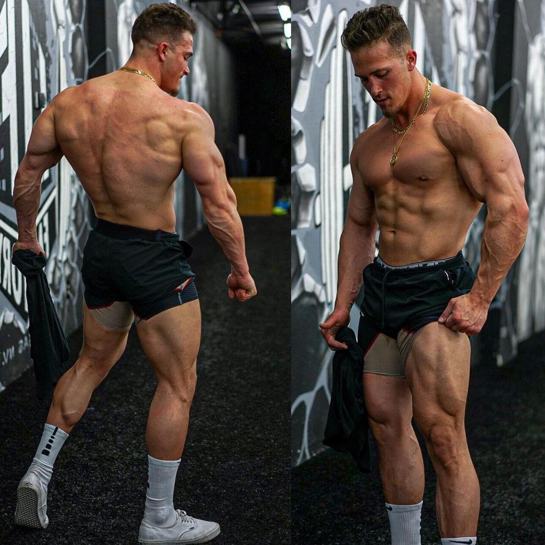 big-swole-shirtless-bodybuilders-brandon-anthony-flihan-sexy-masculine-bro-huge-back-strong-thighs