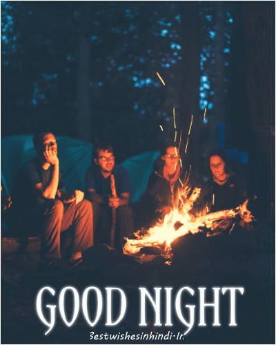 friend good night photo download