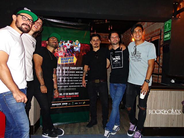 VANS WARPED TOUR MÉXICO 2017