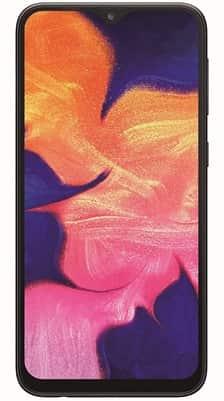 Samsung Galaxy A10: diseño ultrafino (7,9 mm) y panel HD+ de 6.2 pulgadas