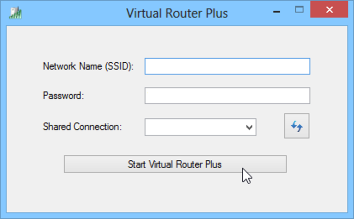 Image result for virtual router plus error