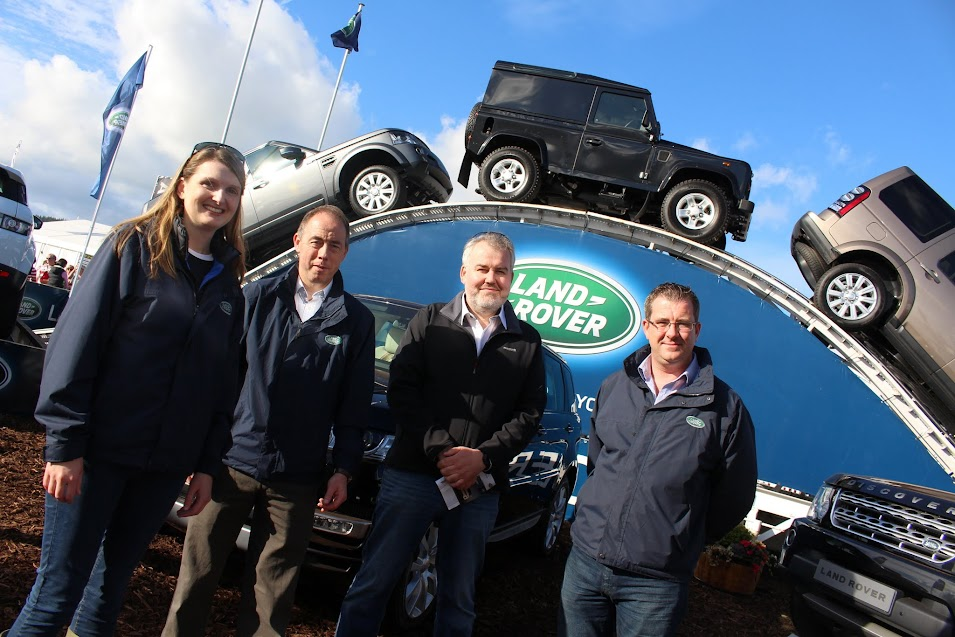 Irish Car Travel Magazine Successful Ploughing For Irish