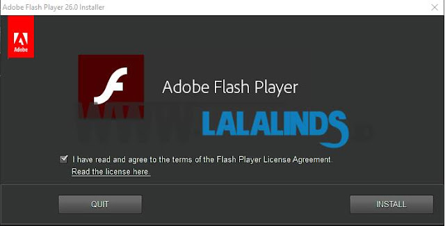 Download Adobe Flash Player 27.0.0.183 Offline Installer Terbaru