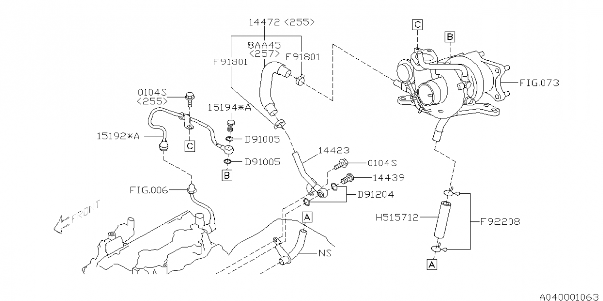 7 Subaru Impreza Engine Diagram
