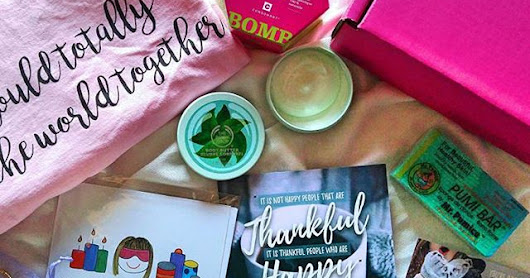 The Pink Box Product Review