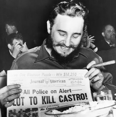 Fidel-Castro-Displaying-Murder-Plot-Headline