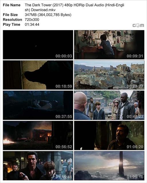 The Dark Tower (2017) Screenshot