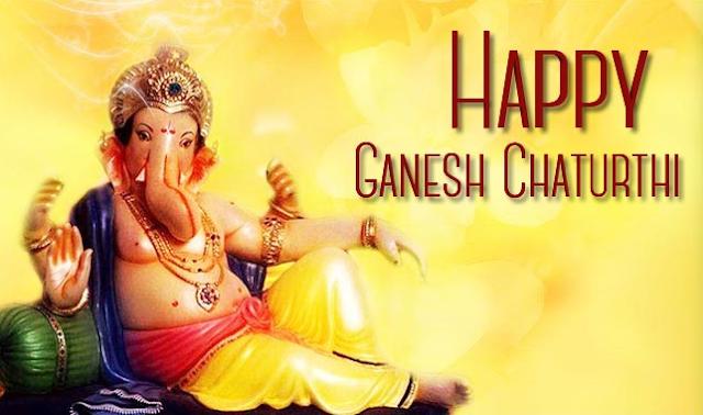 Happy Ganesh Chaturthi Image