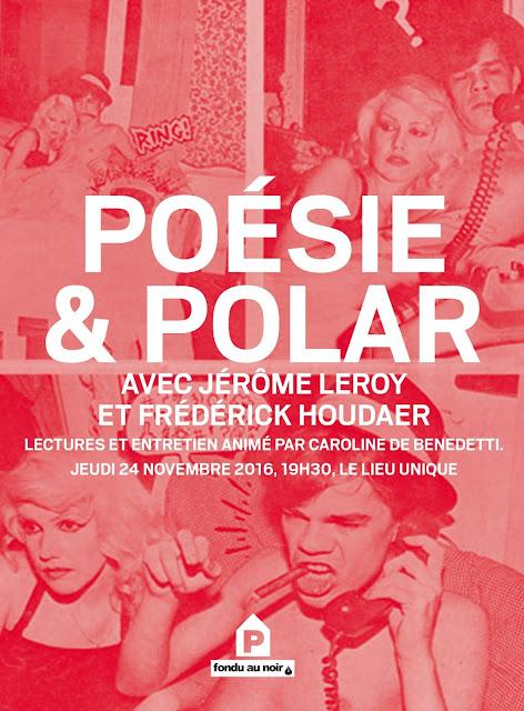 Poésie et polar
