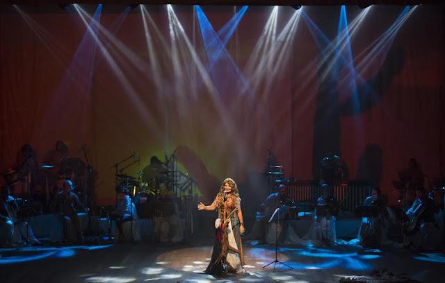 Cordas, Ganzaga e Afins com Elba Ramalho Grammy Latino 2016