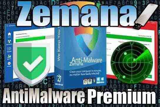 تحميل برنامج Zemana AntiMalware Portable نسخة محمولة مفعلة اخر اصدار