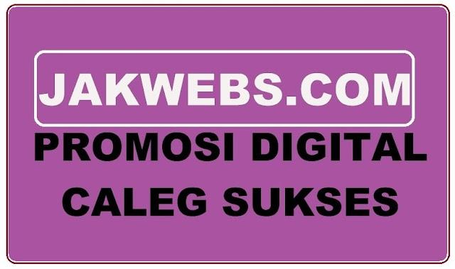 HARGA WEBSITE CALEG