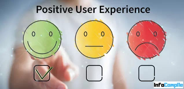 Positive User Experience for Better rankings