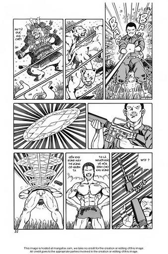 Chúa rừng Ta-chan chapter 20 trang 4