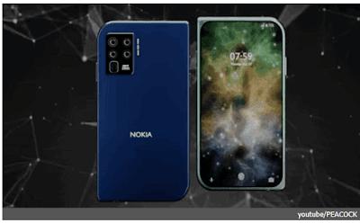 Nokia,هاتف,5G