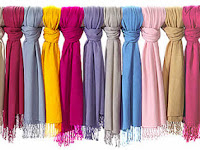 Trik Cermat Merawat Hijab Pashmina