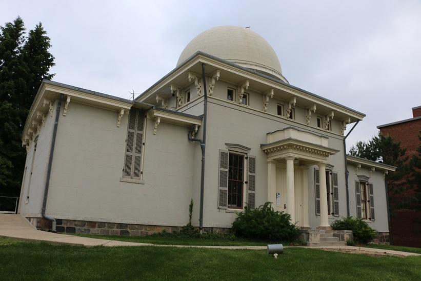 Michigan Exposures: The Detroit Observatory