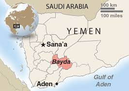 Yemeni province of Al-Bayda