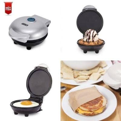 Mini Maker Griddle | Kitchen Gadget