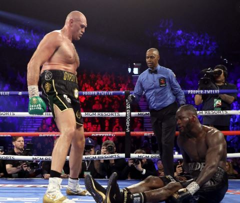 Deontay Wilder reveals why Tyson Fury defeated him, declares next fight