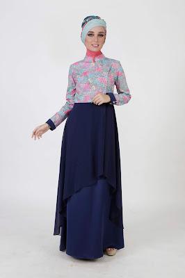 Trend Baju Lebaran Cewek HIjab Manis ivan gunawan da asia 3