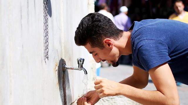 Tata Cara Wudhu yang Benar Sesuai Syariah Islam - Lengkap dengan Gambar