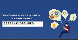 Quantitative Aptitude Questions for RBI Grade-B Phase-1 Exam