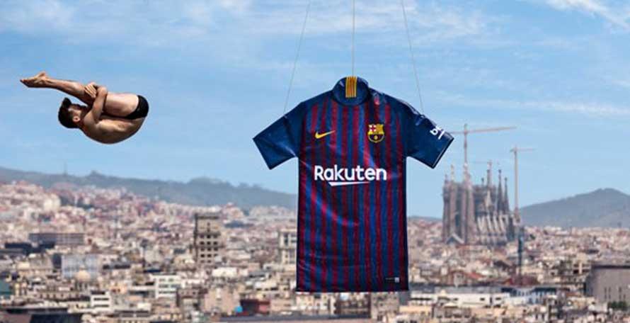 72a516eb928797 Barca wird ihr neues Trikot im letzten Spiel der Saison gegen Deportivo  debütieren