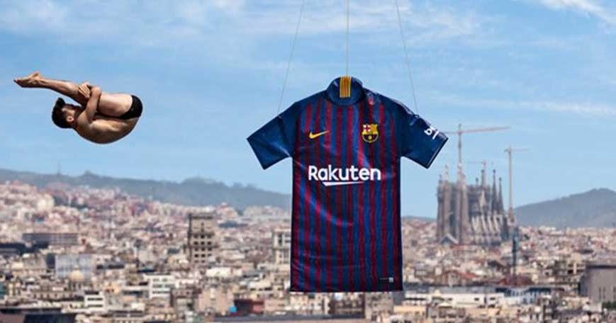 FC Barcelona 18-19 Home Kit Released - Footy Headlines 3bd8d0422