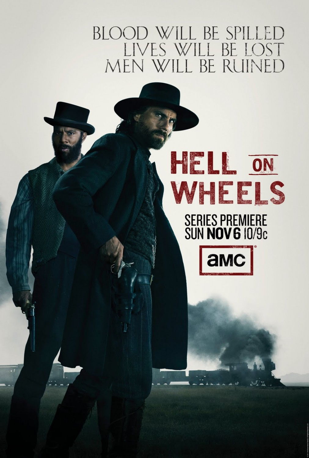 """Hell on Wheels"" (""Witaj w Piekle"")"