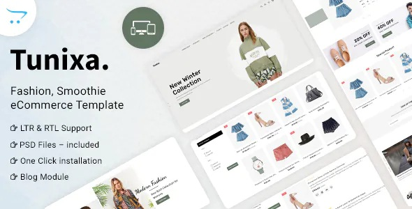 Best OpenCart Fashion Responsive Theme