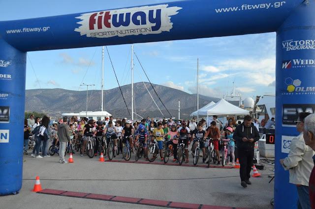 11ος Ποδηλατικός Γύρος Ερμιονίδας 2018